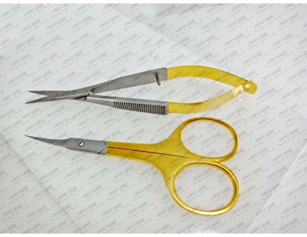 Eyelashes Trimming Scissors And Lash Lifting Tools