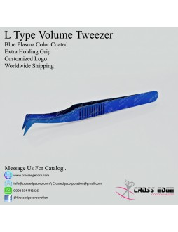L Type Volume Tweezer