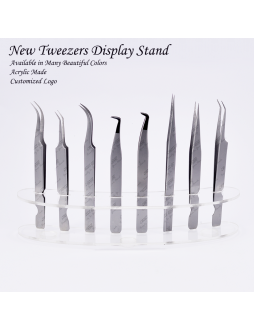 New Tweezers display stand