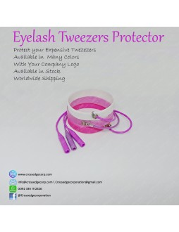 100 pieces of tweezers protector