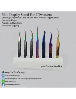 new mini tweezers display stand