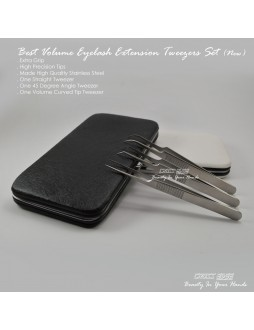 Volume Tweezers Set