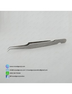 45 DEGREE ANGLED VOLUME TWEEZER  with basecut