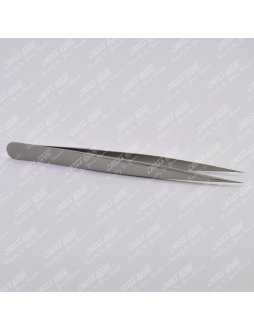 mini straight isolation tweezer