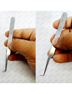 90 DEGREE VOLUME TWEEZER